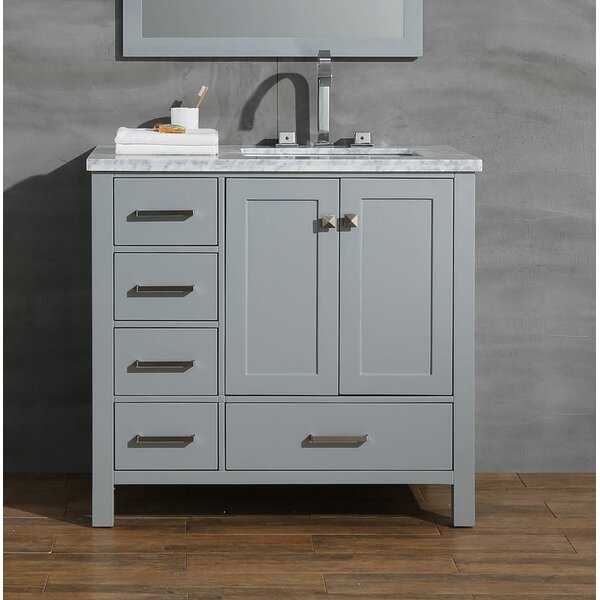 Joseline 37 Single Bathroom Vanity Set by Mercer41