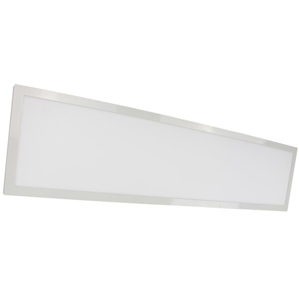 37 Watt Flat Panel LED Semi Flush Mount by Nuvo Lighting