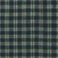 Plaid Bed Skirt / Dust Ruffle by Patch Magic