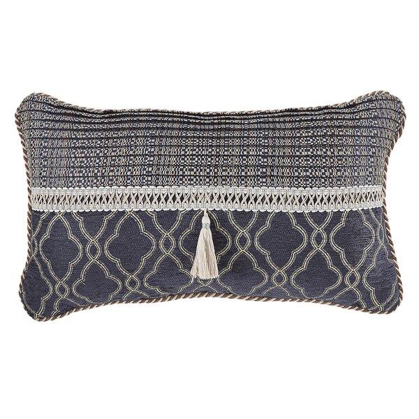 Finnegan Lumbar Pillow by Croscill Home Fashions