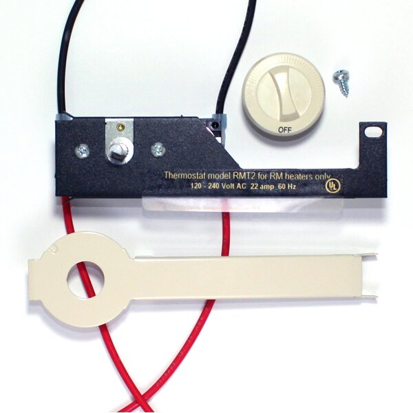 Rm Built-in Kit Thermostat And Switch Heater By Cadet