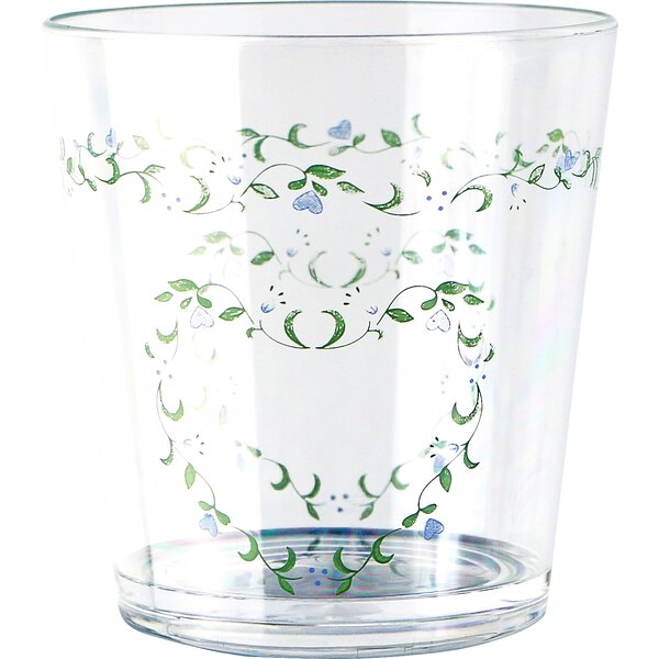Country Cottage 14 oz. Plastic Tumbler (Set of 6) by Corelle
