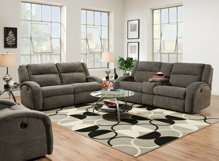 Maverick Reclining Configurable Living Room Set by Southern Motion