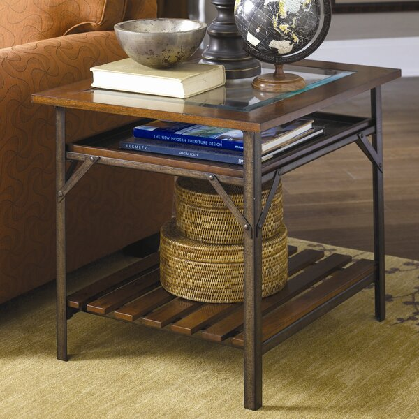 Treutlen End Table by Three Posts