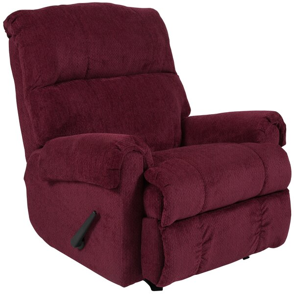 Otis Manual Rocker Recliner by Winston Porter