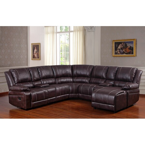 Kost Reclining Sectional by Red Barrel Studio