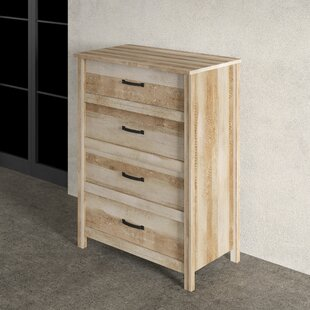 Read Reviews Ringgold 4 Drawer Chest By Greyleigh