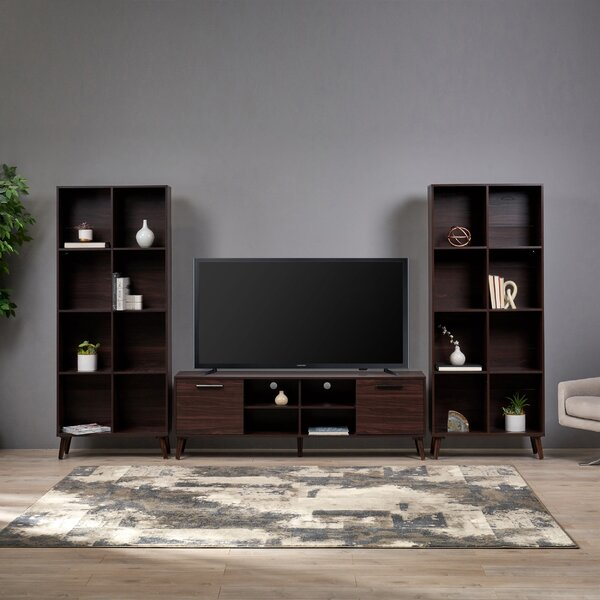 Naida Entertainment Center For TVs Up To 85