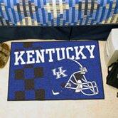 NCAA University of Kentucky Starter Doormat by FANMATS