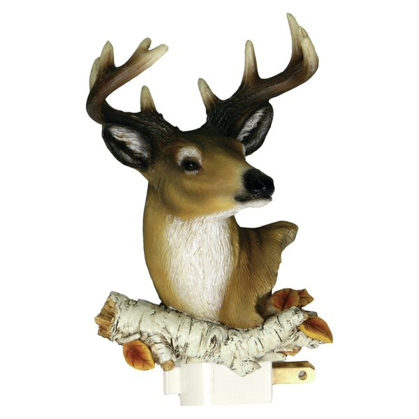 Deer 3D Night Light by River's Edge Products