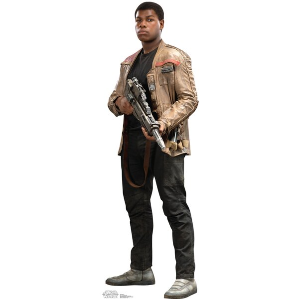 Star Wars Episeode VII: The Force Awakens Finn Cardbord Cutout by Advanced Graphics