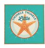 Twinkle Twinkle Little Star Framed Graphic Art by East Urban Home