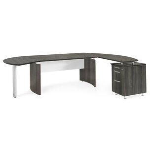 Purchase Medina Series L-Shape Executive Desk By Mayline Group