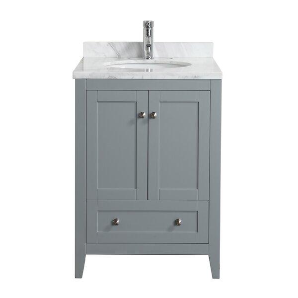 Ivybridge 24 Single Bathroom Vanity Set by Highland Dunes