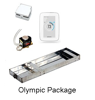 Olympic Steam Generator Part or Accessory Package by Amerec