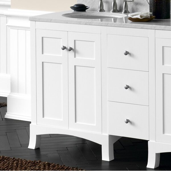 Hampton 60 Double Bathroom Vanity Set by Ronbow