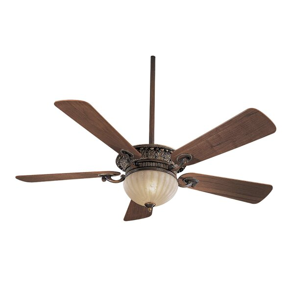 52 Volterra 5 Blade LED Ceiling Fan by Minka Aire