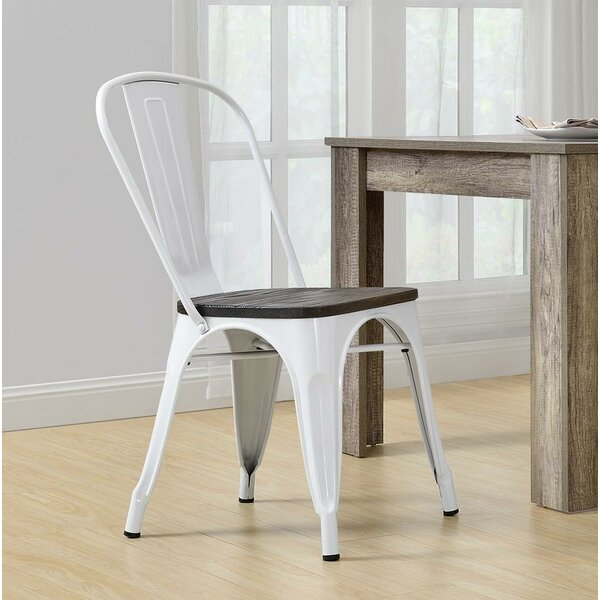 Best #1 Fortuna Solid Wood Dining Chair (Set Of 2) By Trent Austin Design Great Reviews