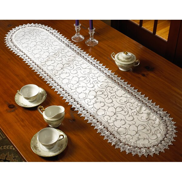 Cahill Table Runner by Three Posts