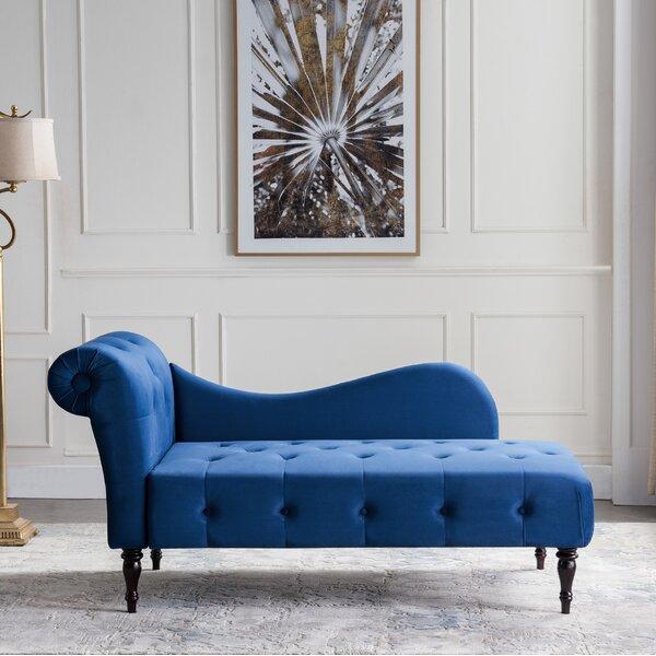Brockington Chaise Lounge by House of Hampton