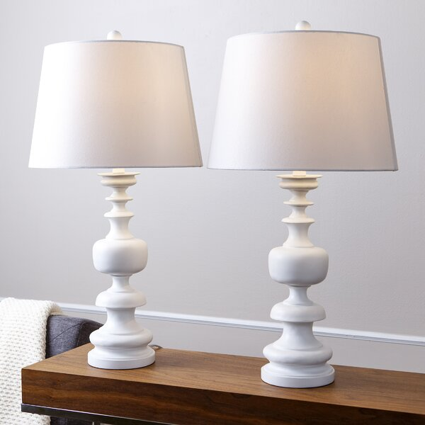 Bridgewood 30 Table Lamp (Set of 2) by Rosecliff Heights
