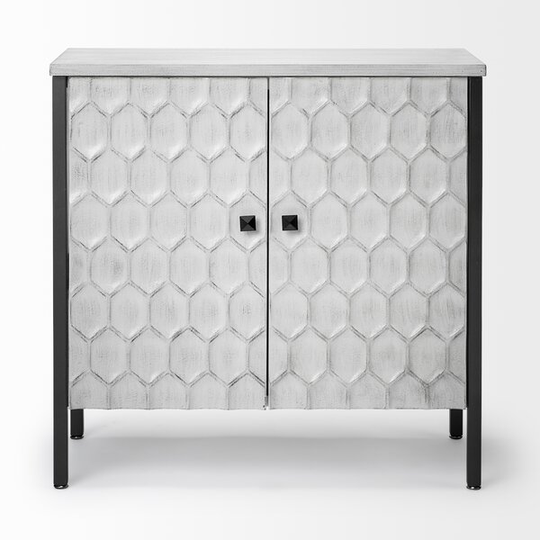 Defreitas 2 Door Accent Cabinet by Mercer41 Mercer41
