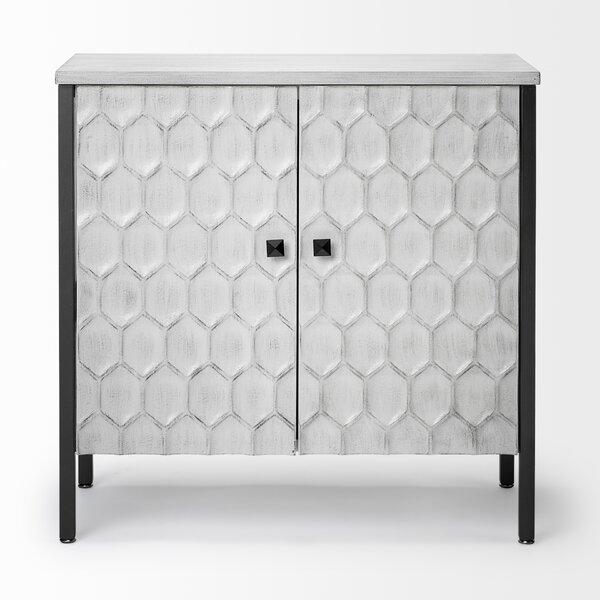 Defreitas 2 Door Accent Cabinet by Mercer41 Mercer41
