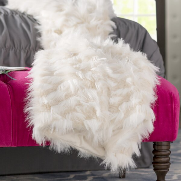 Atler Feather Throw Blanket by Willa Arlo Interiors
