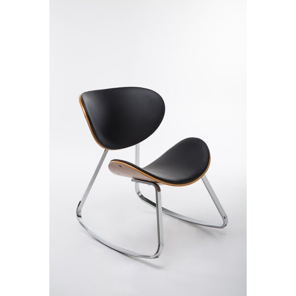 Besser Rocking Chair by Orren Ellis