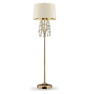 Candelabra base floor lamps youll love wayfair whately 62 candelabra floor lamp aloadofball Images