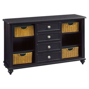 Exceptional Wheelock Black Accent Chest