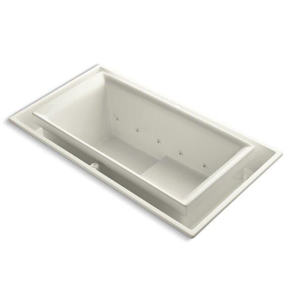 Sok 75 x 41 Air / Whirlpool Bathtub by Kohler