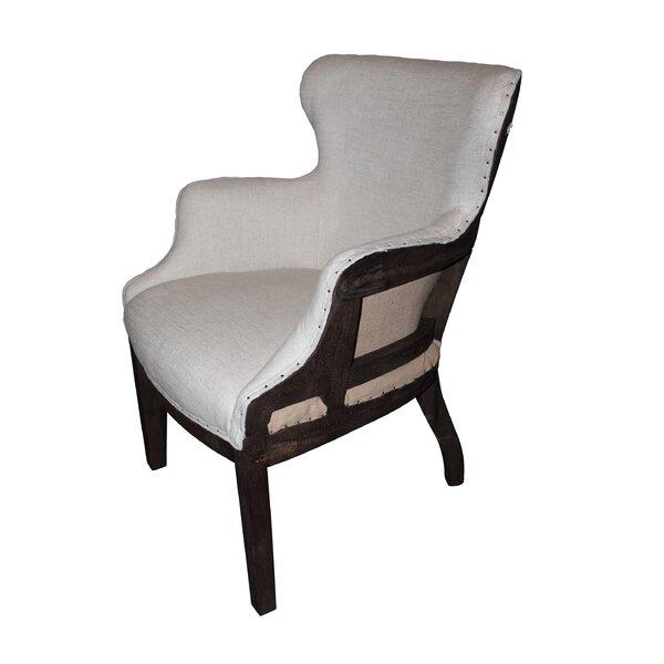 Renson Barrel Chair by White x White