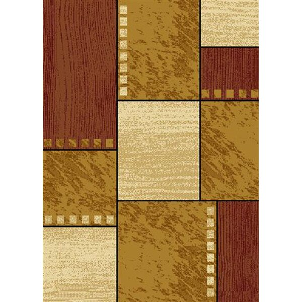 New York Red Area Rug by Rugs of Dalton
