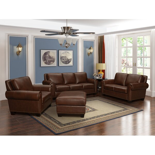 Bontang 4 Piece Living Room Set by Canora Grey Canora Grey