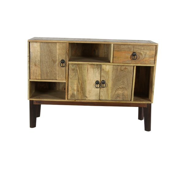 1 Drawer Accent Cabinet [Cole Grey]