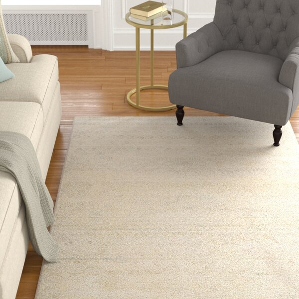 Watson Ivory Area Rug by Charlton Home