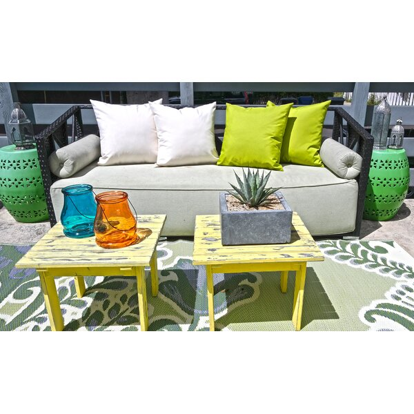 Outdoor Throw Pillow (Set of 2) by Home Accent Pillows| @ $28.99