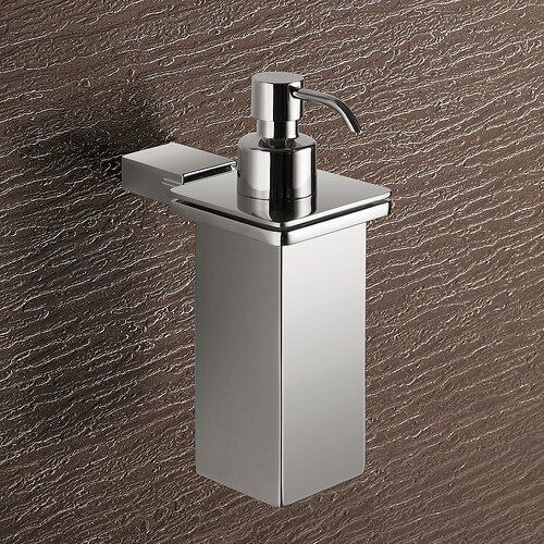 Kansas Wall Mount Soap Dispenser by Gedy by Nameeks