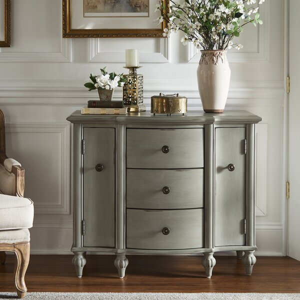 Arreguin 3 Drawer Combo Dresser by Lark Manor