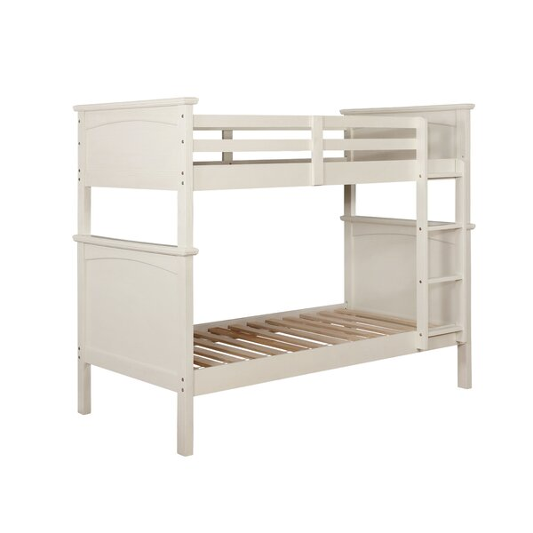 Sultan Twin over Twin Bunk Bed by Harriet Bee