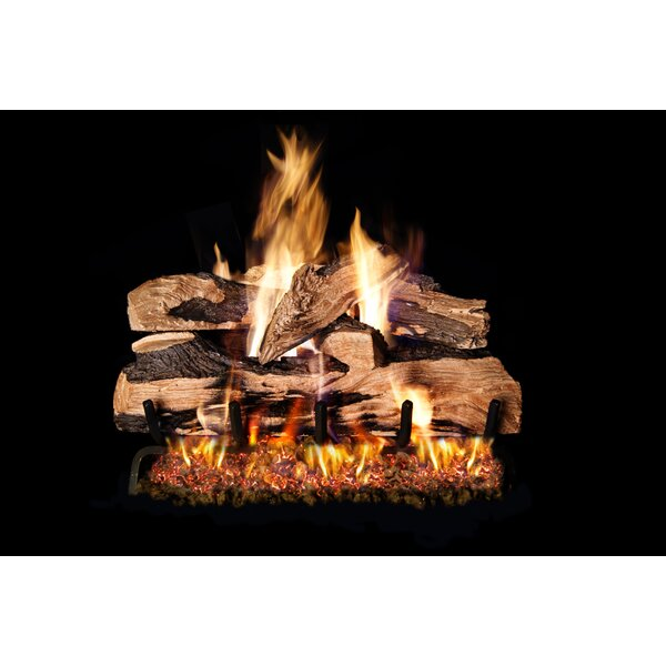 Split Series Natural Vent Natural Gas/Propane Logs By Real Fyre