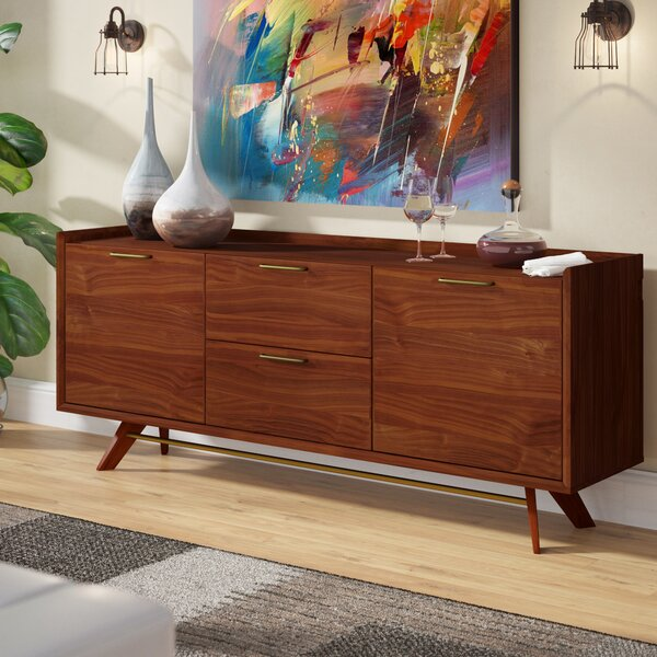 Adam 3 Section Sideboard by Langley Street