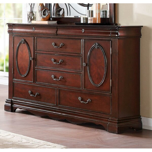Lytham 7 Drawer Combo Dresser by Canora Grey