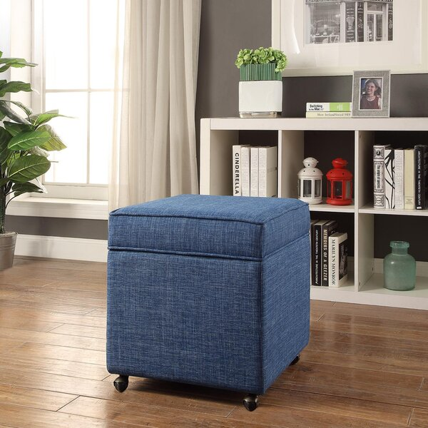 Michael Storage Ottoman by Inspired Home Co.