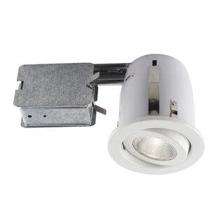 Read Reviews Series 400 4 Recessed Lighting Kit By Bazz