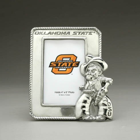 NCAA Oklahoma State University Picture Frame by Arthur Court Designs