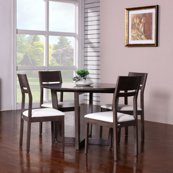 Arista 5 Piece Dining Set by Latitude Run