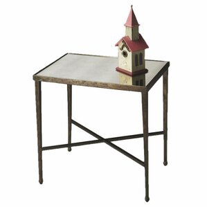 Metalworks Console Table by Butler