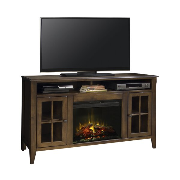 Delron 60 TV Stand with Fireplace by Darby Home Co